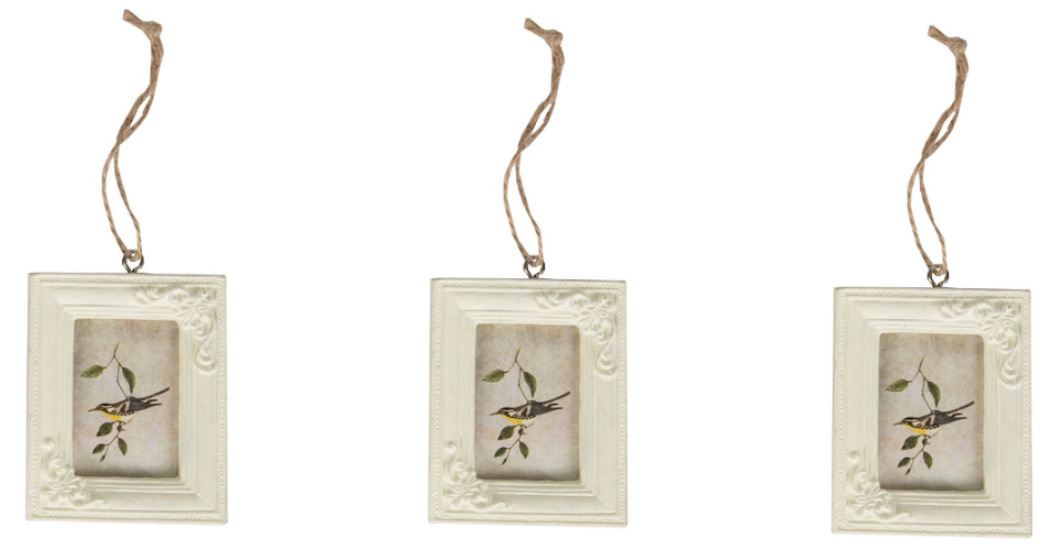 Vintage Shabby Chic Mini Wall Hanging Classical Photo Picture Frame
